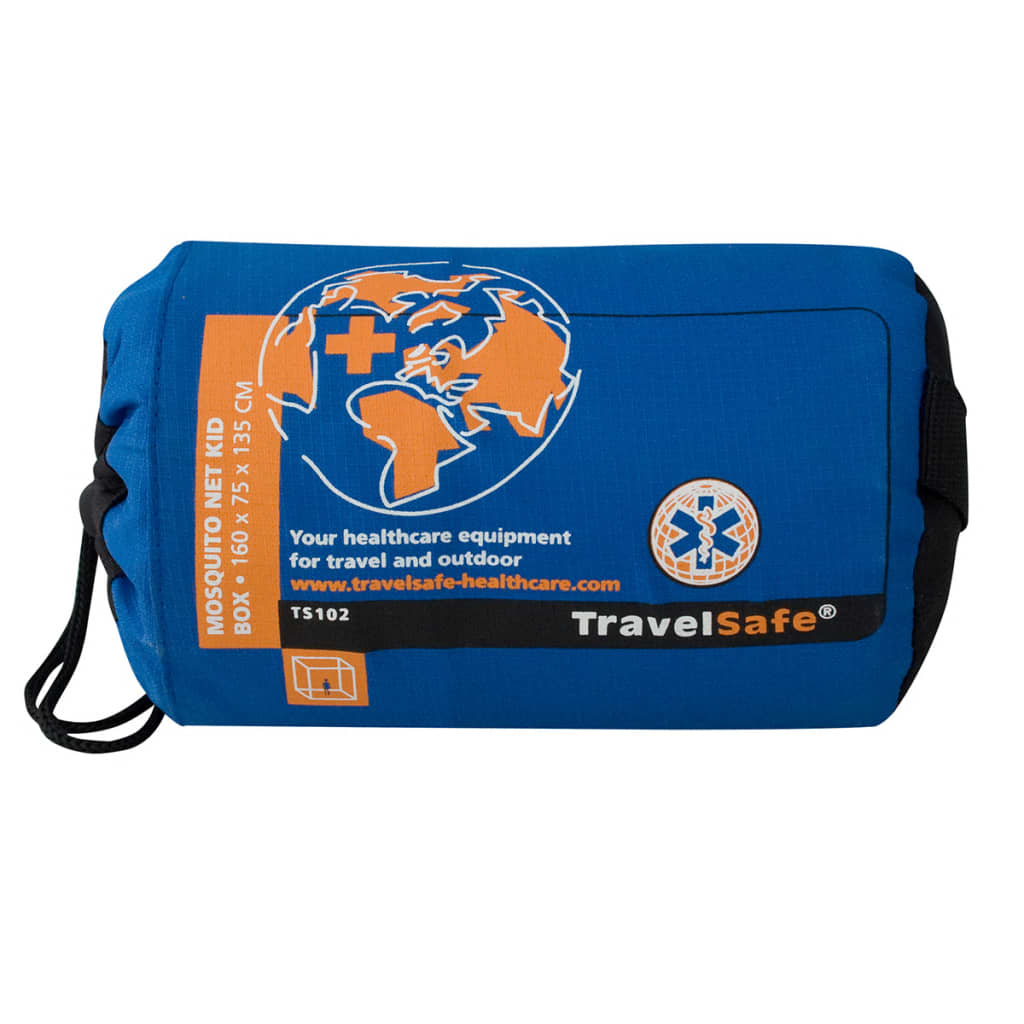 Travelsafe Myggnett rektangulær barn TS102