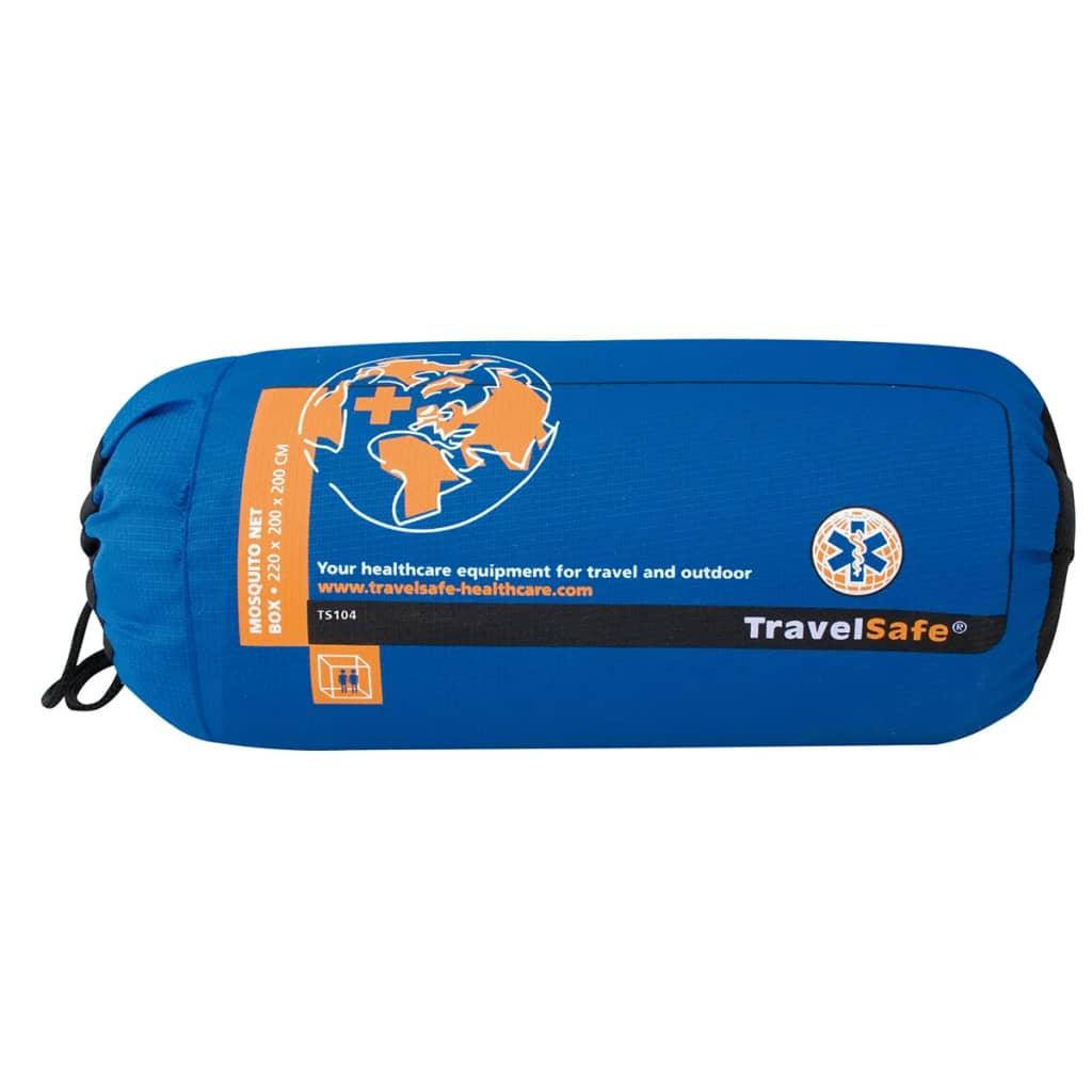 Travelsafe Plasă de țânțari formă de cutie model 2 persoane TS104 imagine vidaxl.ro