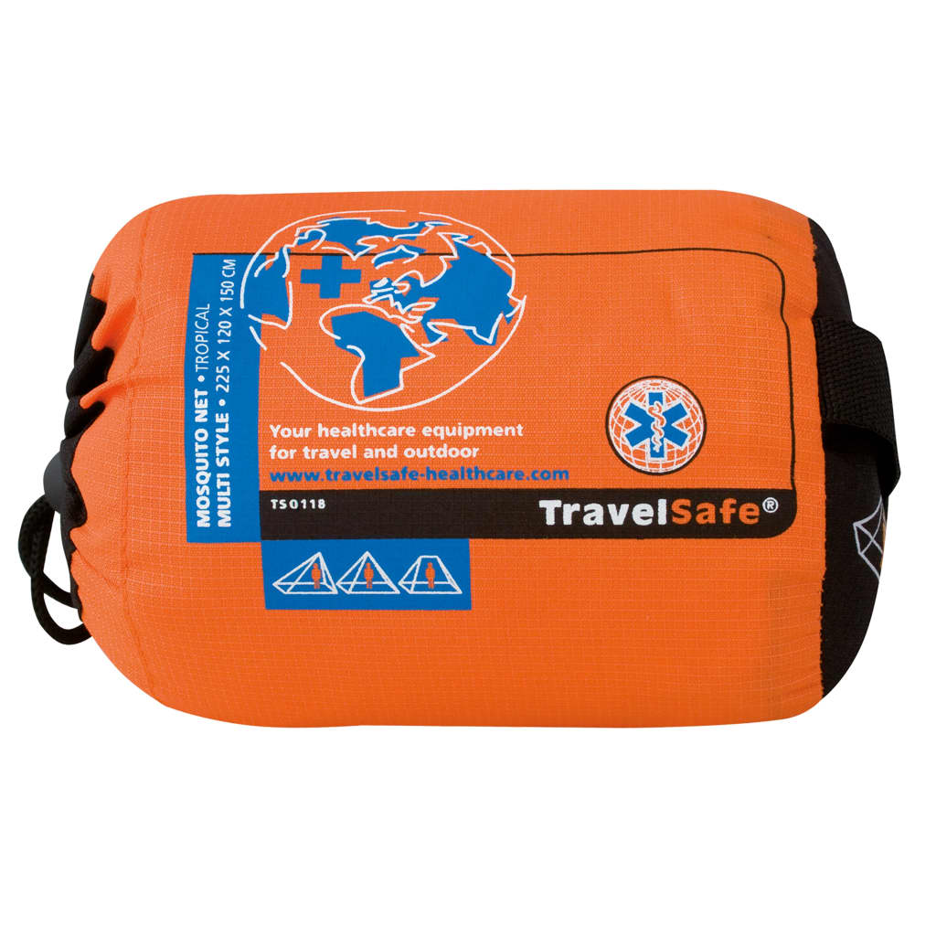 Travelsafe myggenet Tropical multifunktionel 1 person