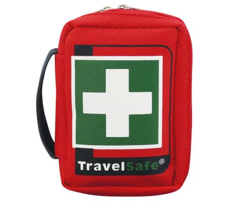 Travelsafe Trousse de premiers soins 17 pcs Globe Scout Rouge[2/7]