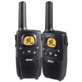 Alecto Walkie-talkie Twin Set FR-26ZT Schwarz