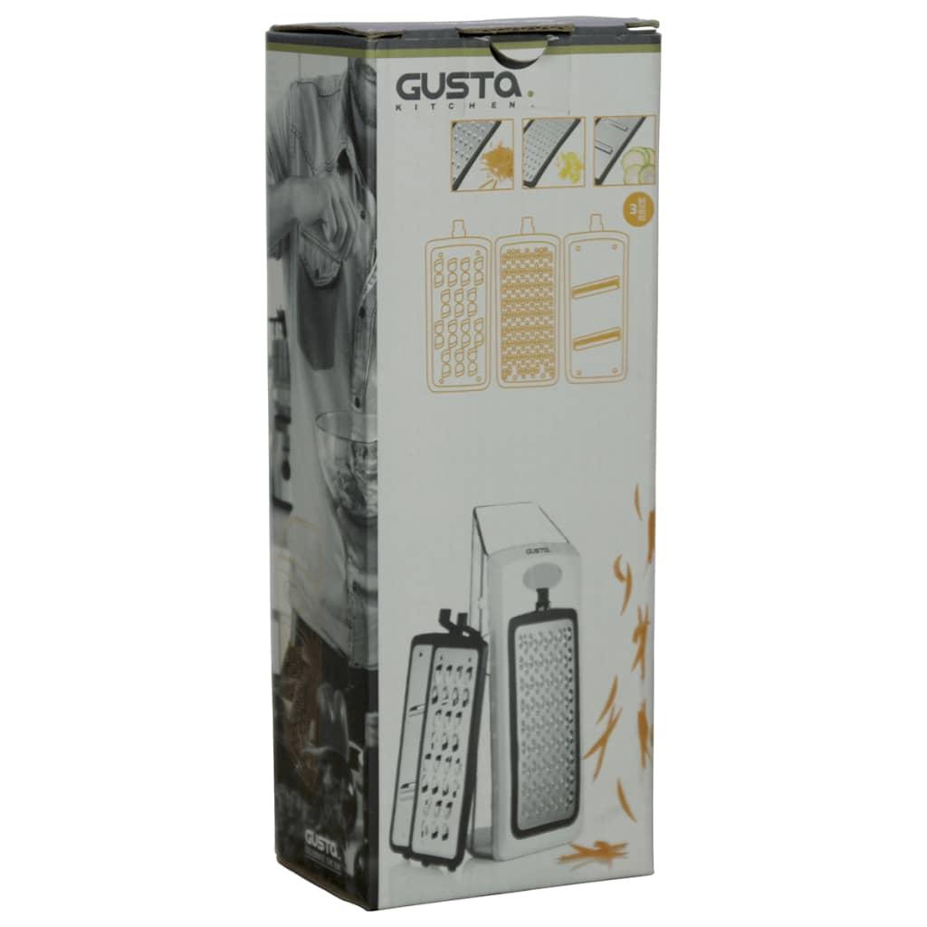Gusta Rasp 3-in-1 zwart en wit 01152500