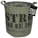 Gusta Storage Basket 28x28 cm Army Green 04126100