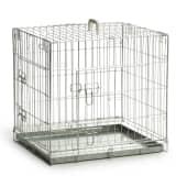 Beeztees Hundbur 63x55x61 cm silver 715771