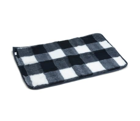 acheter beeztees tapis pour caisse 89 x 60 cm bleu et blanc pas cher. Black Bedroom Furniture Sets. Home Design Ideas