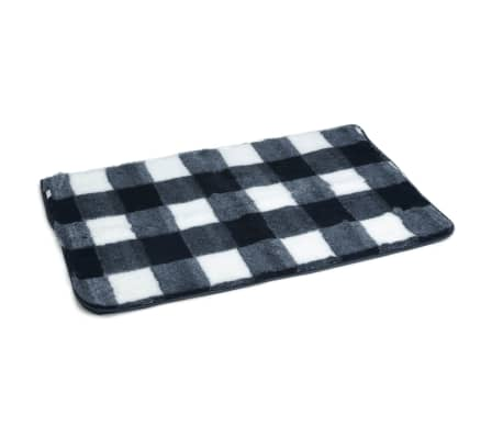 acheter beeztees tapis de caisse 109 x 69 cm bleu et blanc pas cher. Black Bedroom Furniture Sets. Home Design Ideas