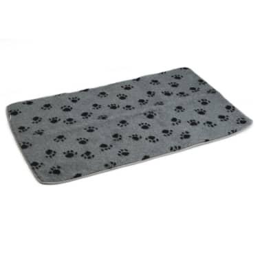 Beeztees Mata do kojca, 121x78 cm, szara, 704011[1/2]