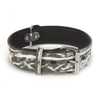 Beeztees Collier pour chien Safari Cuir 45 mm 61,5-71 cm 745909[1/3]