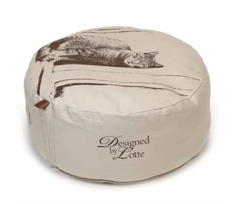 acheter designed by lotte pouf pour chats minoes 50 x 20. Black Bedroom Furniture Sets. Home Design Ideas