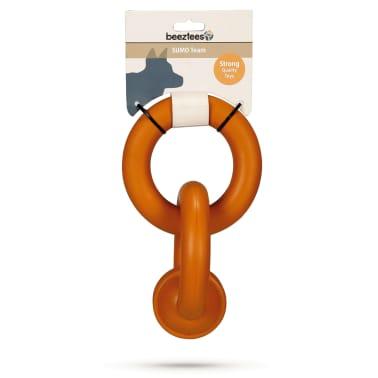 Beeztees Zabawka dla psa Sumo Team, pomarańczowa, 24x15x7,5 cm[2/2]