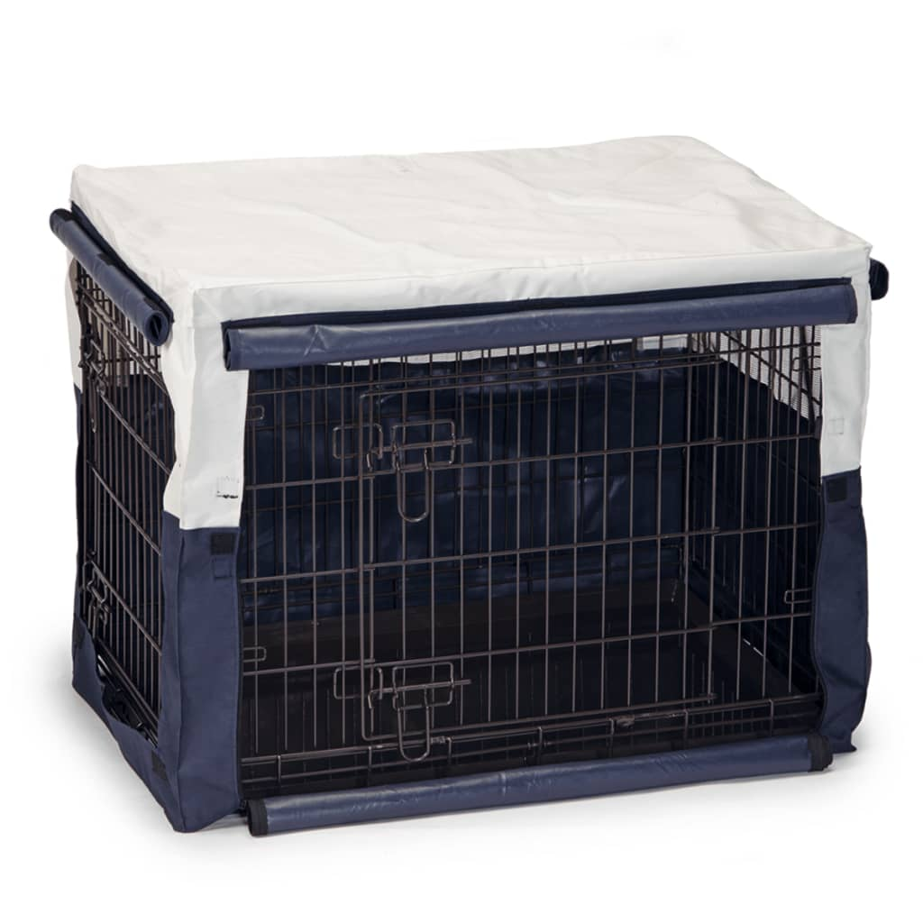Afbeelding van Beeztees Hondenmandhoes Benco 78x55x61 cm blauw 715956