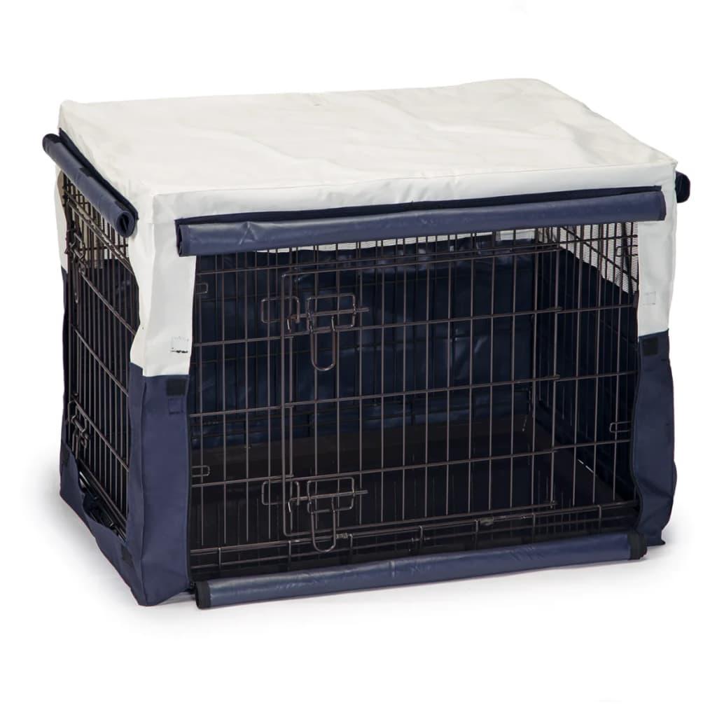 Afbeelding van Beeztees Hondenmandhoes Benco 89x60x66 cm blauw 715957