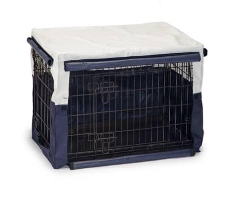 Beeztees Abdeckung für Hundekäfig Benco 89 x 60 x 66 cm Blau 715957[1/2]