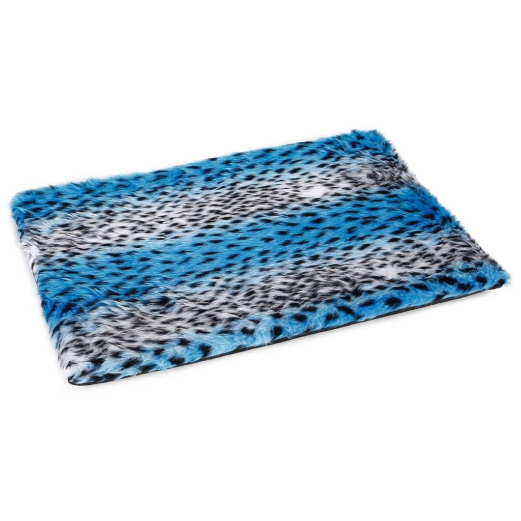 Afbeelding van Beeztees Benchkussen Teddy 57x40 cm blauw 705761