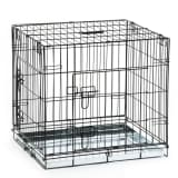 Beeztees Cage pour chiens 63 x 55 x 61 cm Noir