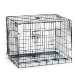 Beeztees Dog Crate 78x55x61 cm Black 715802