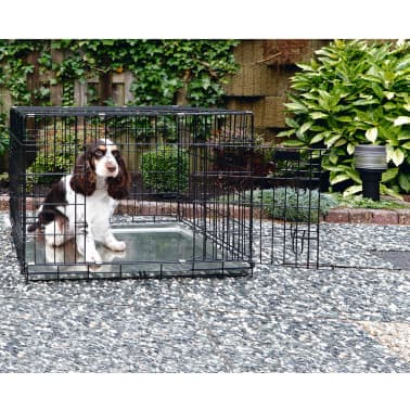 Beeztees Cage pour chiens 78 x 55 x 61 cm Noir[2/3]