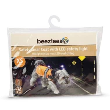 Beeztees Gilet de sécurité avec LED pour chiens XS 30 cm 749865[2/2]