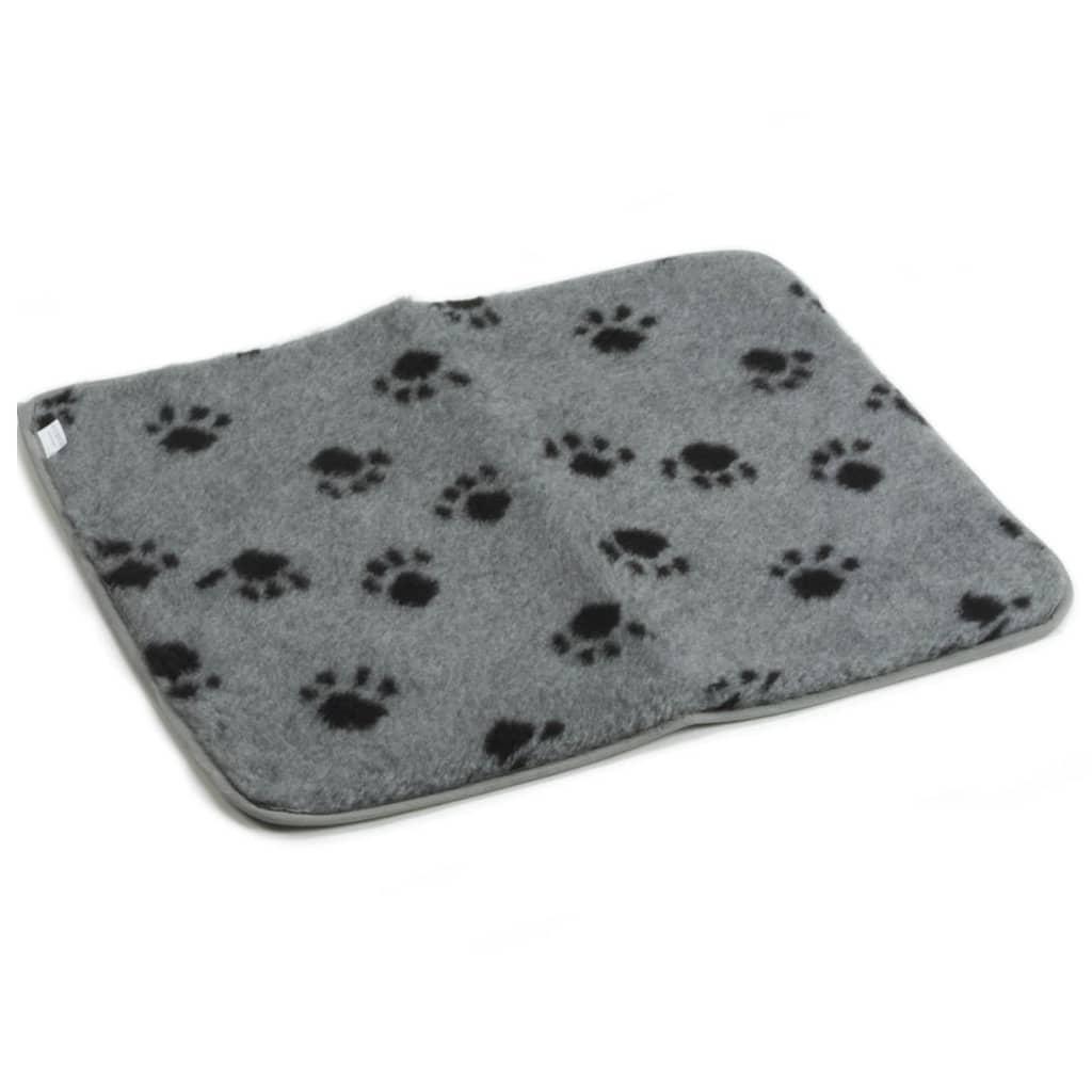 Beeztees tæppe til hundebur 62 x 44 cm grå
