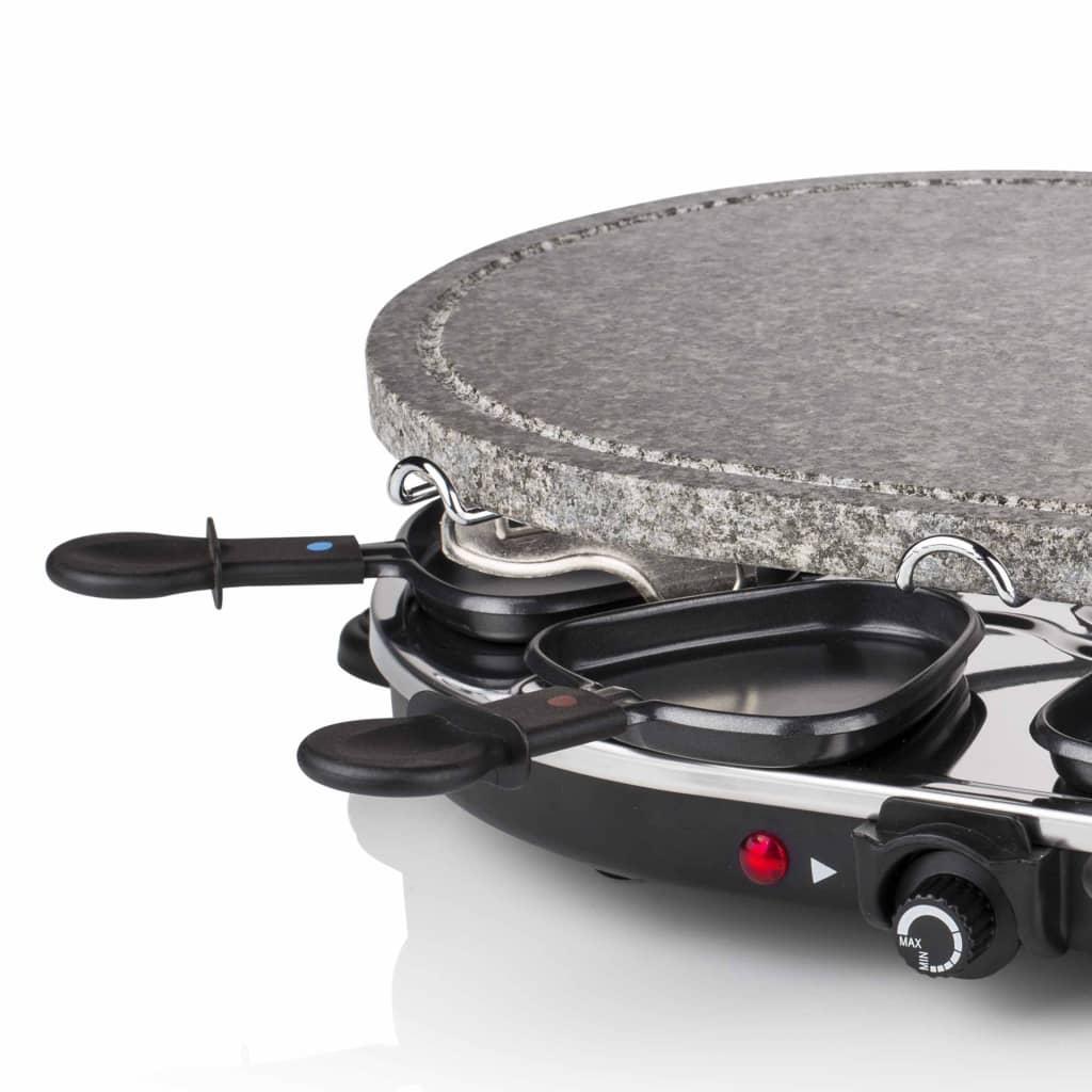 Princess Grill à Raclette en Pierre Ovale 8 Personnes Appareil à Raclette 3