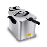 Inventum Cool Zone friteuse 4 L roestvrij staal GF645F