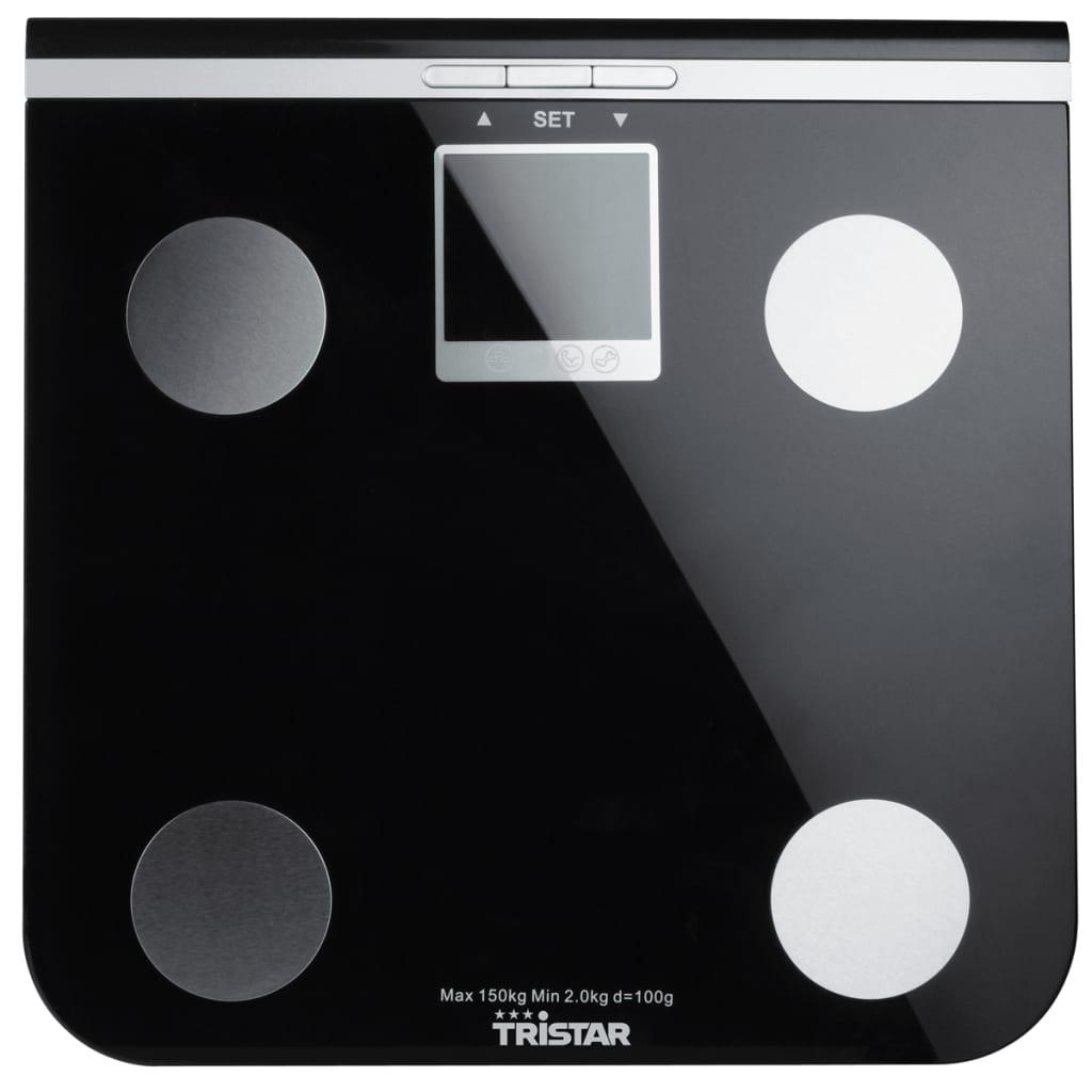 Tristar multifunkční osobní váha - 150 kg - tuk, voda, svalová hmota