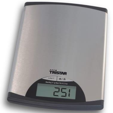 Tristar keukenweegschaal 5 kg[1/2]