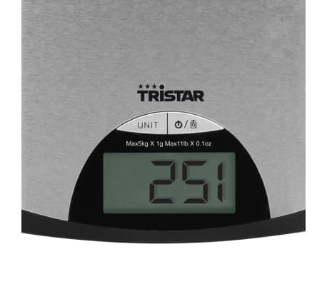 Tristar keukenweegschaal 5 kg[2/2]