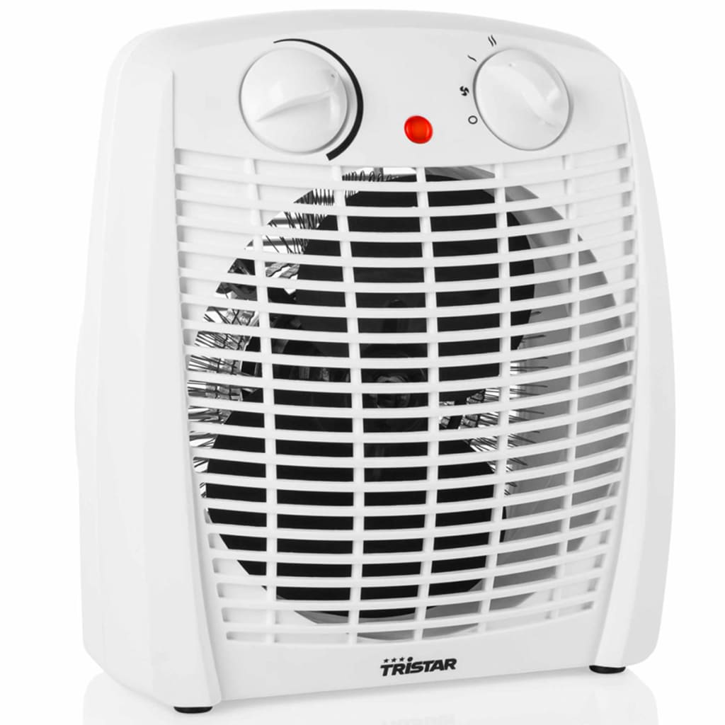 Tristar Elektrisk varmeapparat/vifte KA-5063 2000 W hvit