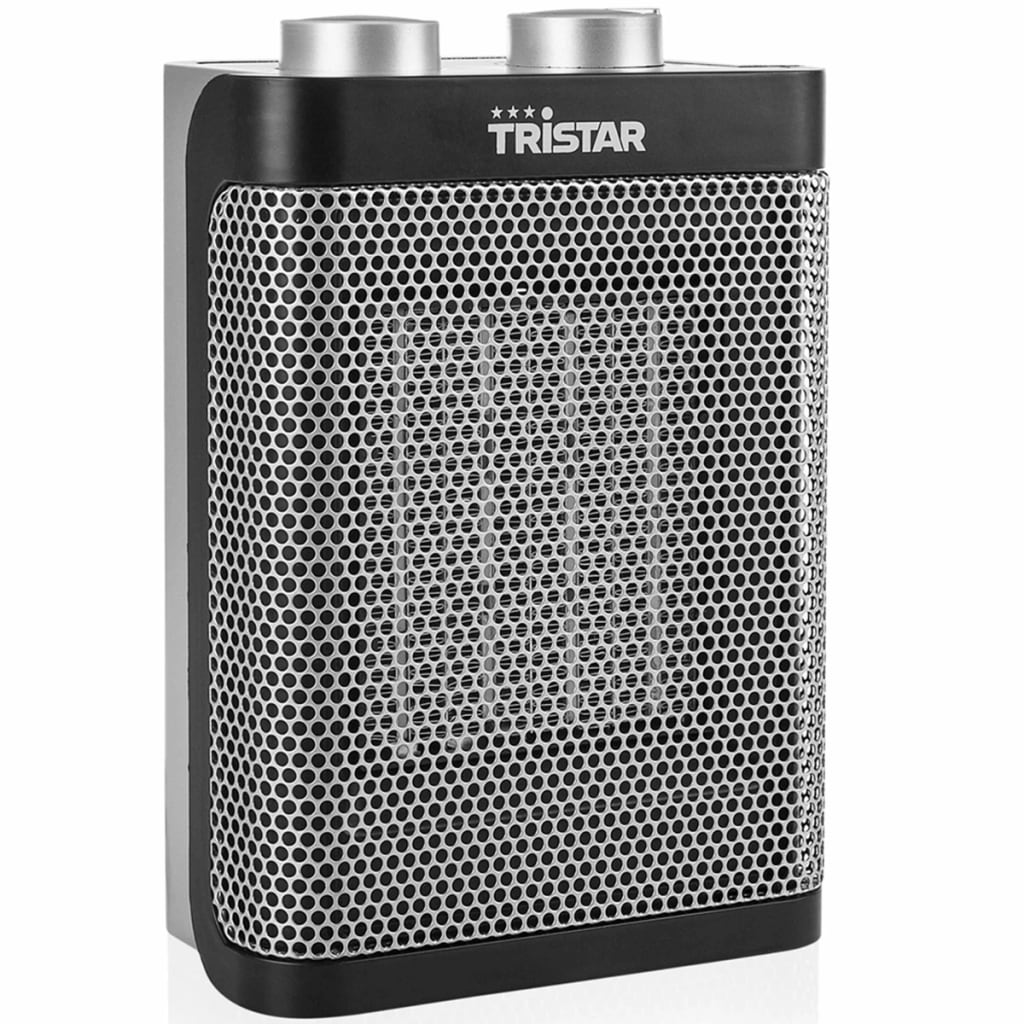 Tristar Elektrisk varmeovn KA-5064 PTC keramisk 1500 W grå