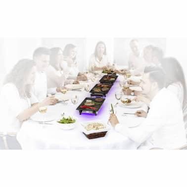 acheter princess plaque chauffante lectrique table chef avec led 1800w 103060 pas cher. Black Bedroom Furniture Sets. Home Design Ideas