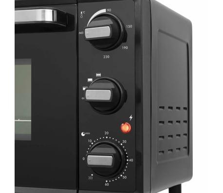 Tristar Mini-oven 1300 W 19 L zwart[5/13]