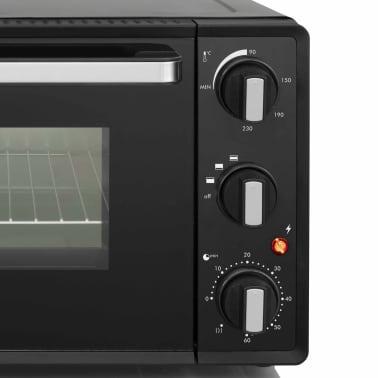 Tristar Mini-oven 1300 W 19 L zwart[6/13]