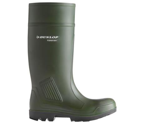 migliori scarpe da ginnastica 91f0b f7367 DUNLOP Stivali di Sicurezza in Gomma Purofort S5 Misura 40 34753 ...