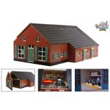 Kids Globe Bauernhof mit Stall 1:32 610111