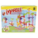 Marble Racing Luxus Kugelbahn-Set 105 Stk.