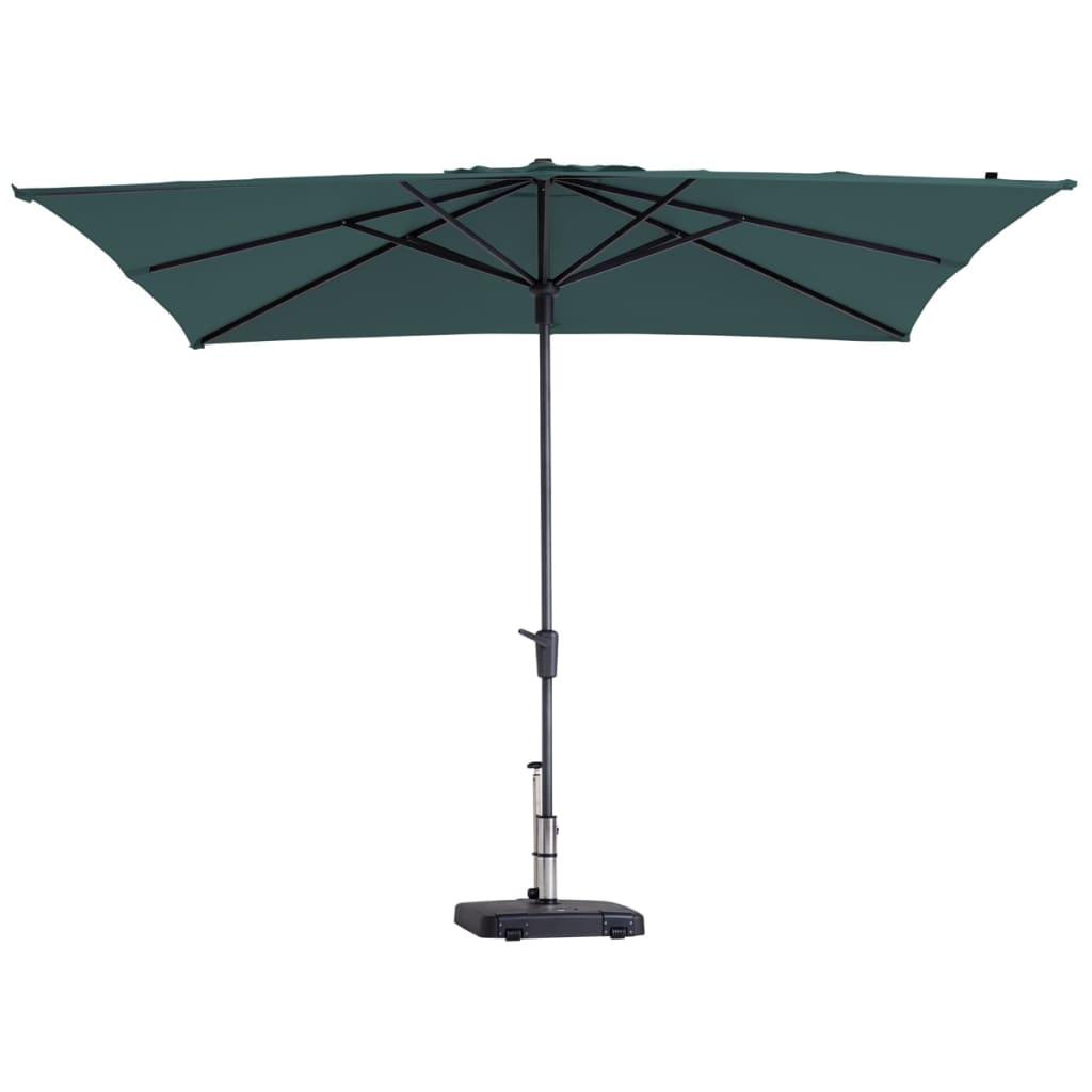Madison Umbrelă de soare Syros Luxe, 280 x 280 cm, verde, PAC7P020 vidaxl.ro
