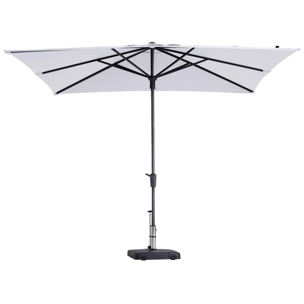 Madison Umbrelă de soare Syros Luxe, 280x280 cm, ivoar, PAC7P022 vidaxl.ro