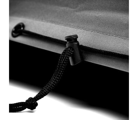 Madison Lauko baldų uždangalas, pilkos sp., apvalus, 320cm[7/14]
