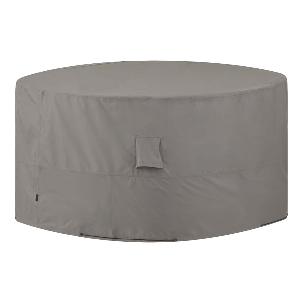 Madison Plachta na zahradní nábytek kulatá 200 cm šedá