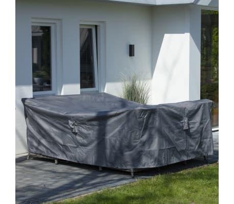 Madison Tuinmeubelhoes 180x110x70 cm grijs[3/15]