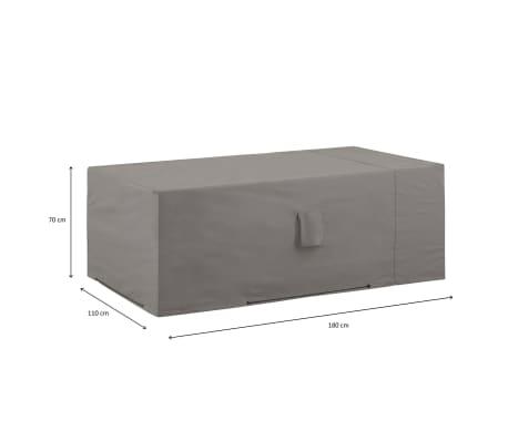 Madison Tuinmeubelhoes 180x110x70 cm grijs[15/15]
