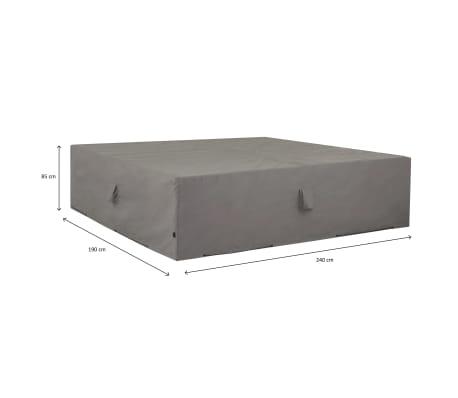 Madison Lauko baldų uždangalas, pilkos sp., 240x190x85cm[14/14]