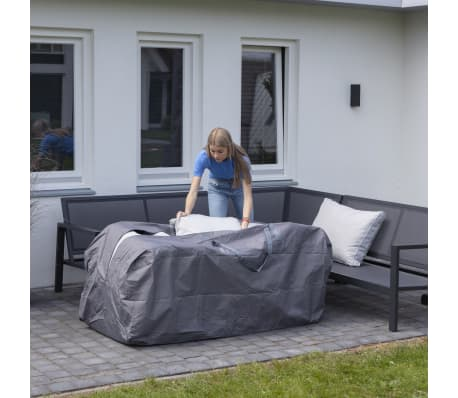 Madison Hoes voor tuinkussens 80x80x60 cm grijs[5/13]