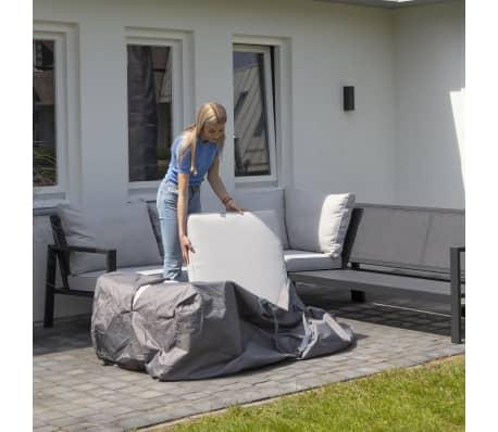 Madison Hoes voor tuinkussens 80x80x60 cm grijs[7/13]