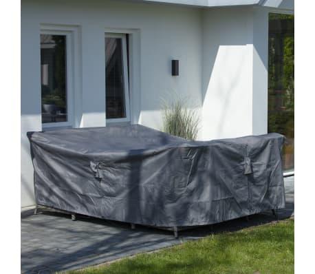 Madison Housse de meubles d'extérieur 205 x 100 x 70 cm Gris[2/15]
