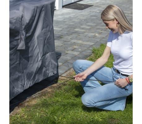 Madison Housse de meubles d'extérieur 205 x 100 x 70 cm Gris[6/15]