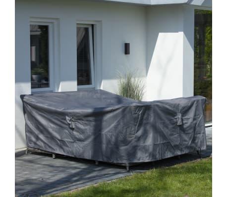 Madison Husă mobilier de exterior, gri, 100 x 100 x 70 cm[2/15]