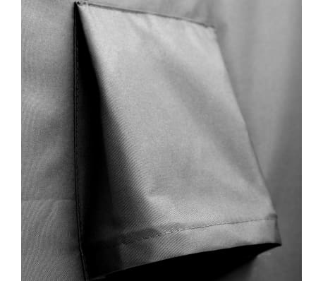 Madison Loungesethoes links 320x255x70 cm grijs[9/14]