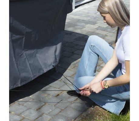 Madison Loungesethoes 235x235x70 cm grijs[6/14]